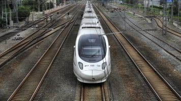 Cabinet clears Japanese plan to build high-speed rail