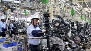 Factory output expands for second straight month: PMI survey