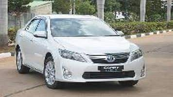 Over 80% of Camry sales here are hybrid version: Toyota