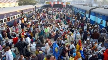 Rail stocks mixed; focus on investment, no fare hike seen
