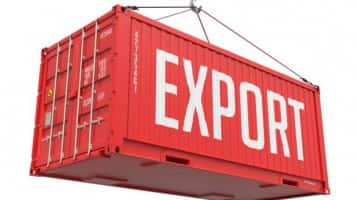 Exports: 15 sectors out of 30 decline in December