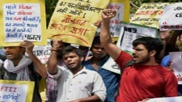FTII: Chauhan to take charge tmrw, students to hold protests