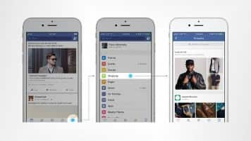 Facebook adds 'shop' tab to push e-commerce