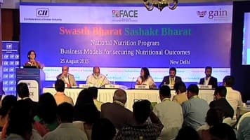 Experts discuss importance of nutritional security in India