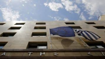 IMF says Greece debt 'explosive' in long term
