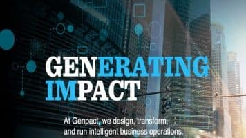Genpact Q2 net up 28% to $62.70 mn