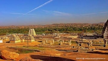 Travel Cafe - Hampi: The land of historic treasure