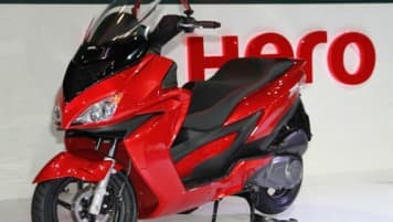 Hero Motocorp hits 52-week high, up 7% on strong Feb sales data