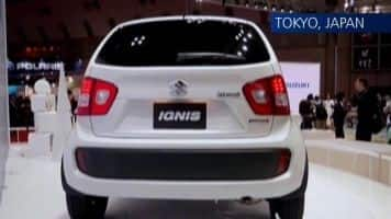 Maruti to unveil much-awaited Ignis today