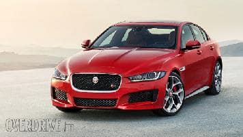 Jaguar XE to debut at 2016 Auto Expo