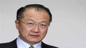 Current World Bank Prez Jim Yong Kim only candidate for new term