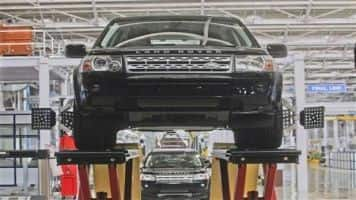 JLR lines up 3.75bn pounds for new products,capacity expansion
