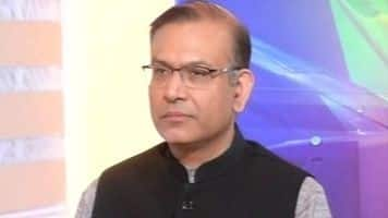 Economy can grow 8% in coming fiscal year: Jayant Sinha