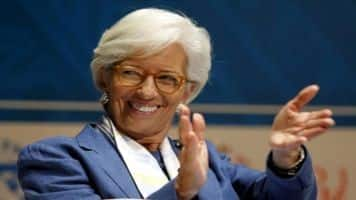 IMF's Christine Lagarde 'optimistic' about US economy
