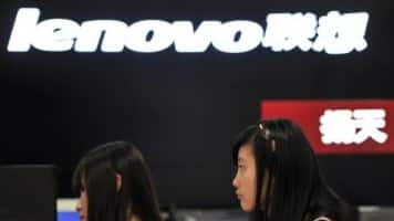 Lenovo eyes top spot in Indian PC market