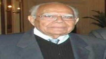 Disappointed by govt steps on black money issue: Jethmalani