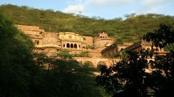 Restoring Indian ruins into money-making hotels
