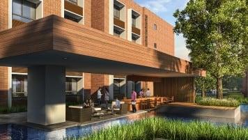 Marvel Realtors' latest offering -- luxury condominiums