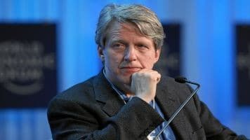 Robert Shiller: This is the sign we're in a bubble