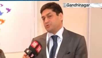 Seeing pick up in investment climate: Essar's Prashant Ruia