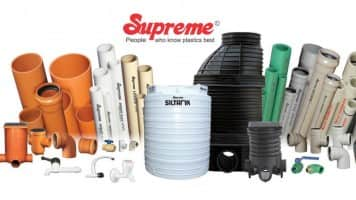 Supreme Industries Q3 net profit up 20% at Rs 100.80 cr