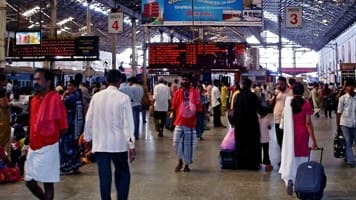 Railways to install 1 lakh digital display screens at stns
