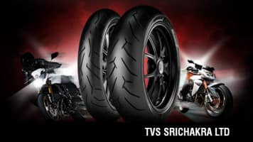 See 7-8% volume growth for 2 wheelers in FY17: TVS Srichakra