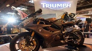 Triumph launches Thruxton R in India for Rs 10.9 lakh