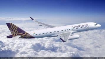 Vistara to enter into codesharing pact with Singapore Airlines
