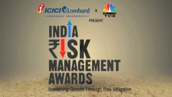 The best risk managing companies get awarded