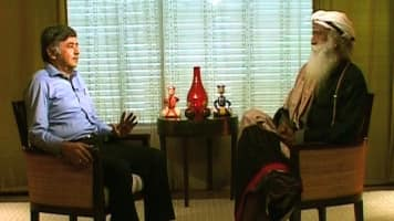 Sadhguru Jaggi shares his insights into being a good leader