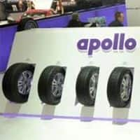 Apollo Tyres Q1 net up 10.63% at Rs 315 cr