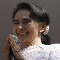 Myanmar's Aung San Suu Kyi set to steer cabinet from within