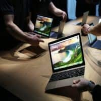 Apple launches thinnest and the lightest MacBook ever