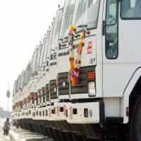 Ashok Leyland Q1 profit zooms 101% on other income, forex gain