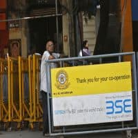 Sensex gains strength, Nifty above 7750; FMCG, banks stocks lead