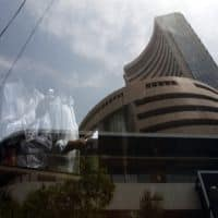Sensex, Nifty end flat; Dr Reddy's Labs, NTPC gainers