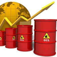 Oil prices jump on US data