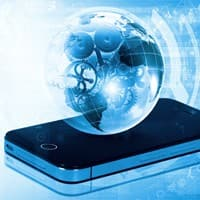 Global smartphone mkt volume to reach 1.83bn units by 2019