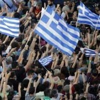 Euro zone aims to cap Greek debt servicing at 15% of GDP