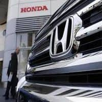 Honda Cars sales tumble 17% to 10,486 units in April