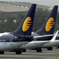 Five Jet Airways planes from Delhi receive bomb threats