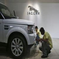 JLR becomes UK's largest car maker under Tata