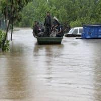 Flood fear resurfaces as rains hit J&K again