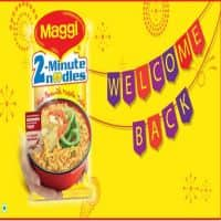 Nestle relaunches Maggi noodles in atta, oats variants