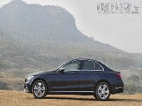 Here's a look at Mercedes Benz C-Class Diesel