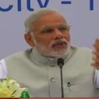 My govt is unsparing when it comes to tackle corruption: PM