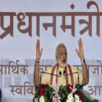 Cleaning system from black money very high on my agenda: PM Modi