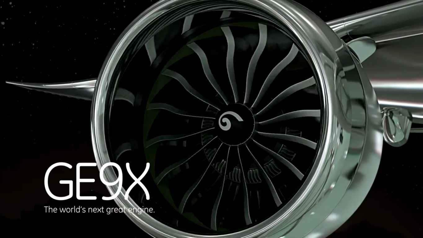 GE Step Ahead : The New GE9X Engine