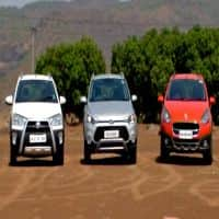 Avventura vs Etios Cross vs i20 Active: Age of Crossovers